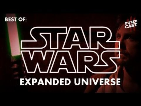 Best Star Wars Expanded Universe Characters! | DweebCast | OraTV
