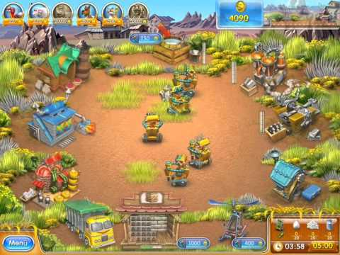 Farm Frenzy 3 American Pie  Level 90