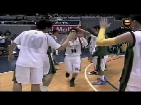 La Salle Green Hills NCAA Season 87