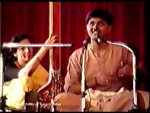 Pt. Sanjeev Abhyankar raga purvi, Shudh Baradi and Bina Shadja