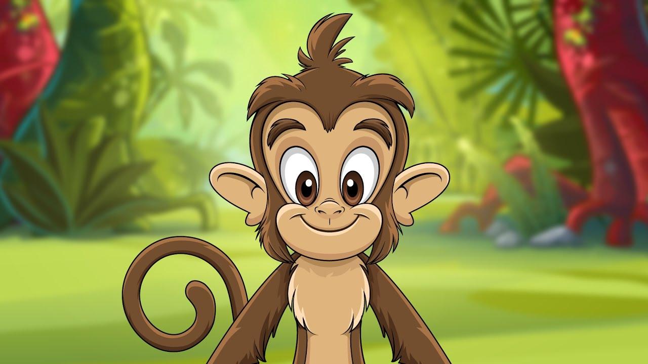 Download Majmunski Ples - Monkey Dance | Dečija Zona