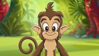 Majmunski Ples - Monkey Dance | Dečija Zona