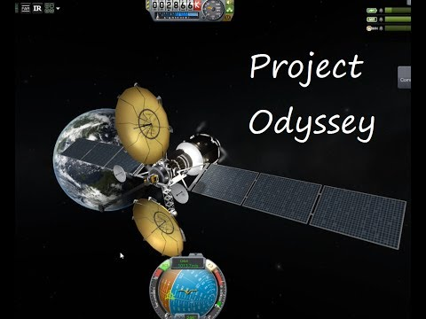 "E02: ""First Satellite"" / Project Odyssey / KSP 0.23"