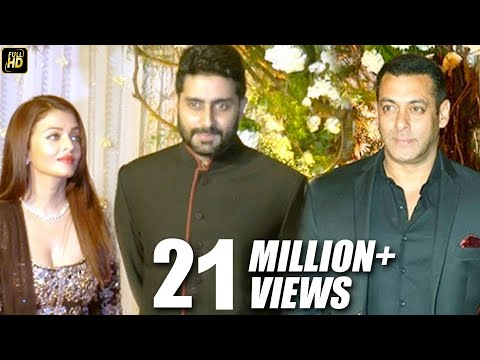 Salman Khan And Aishwarya Rai At Same Venue Bipasha Basu's WEDDING Reception 2016