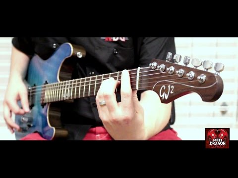 Red Dragon Guitars - Inventory Lineup - GJ2 Glendora Select