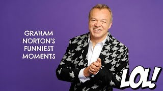 Graham Norton Funniest Moments (Compilation 10)