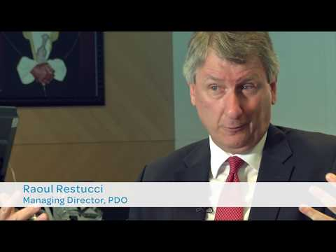 PDO's Raoul Restucci - Can we reduce the need for gas on oilfields?
