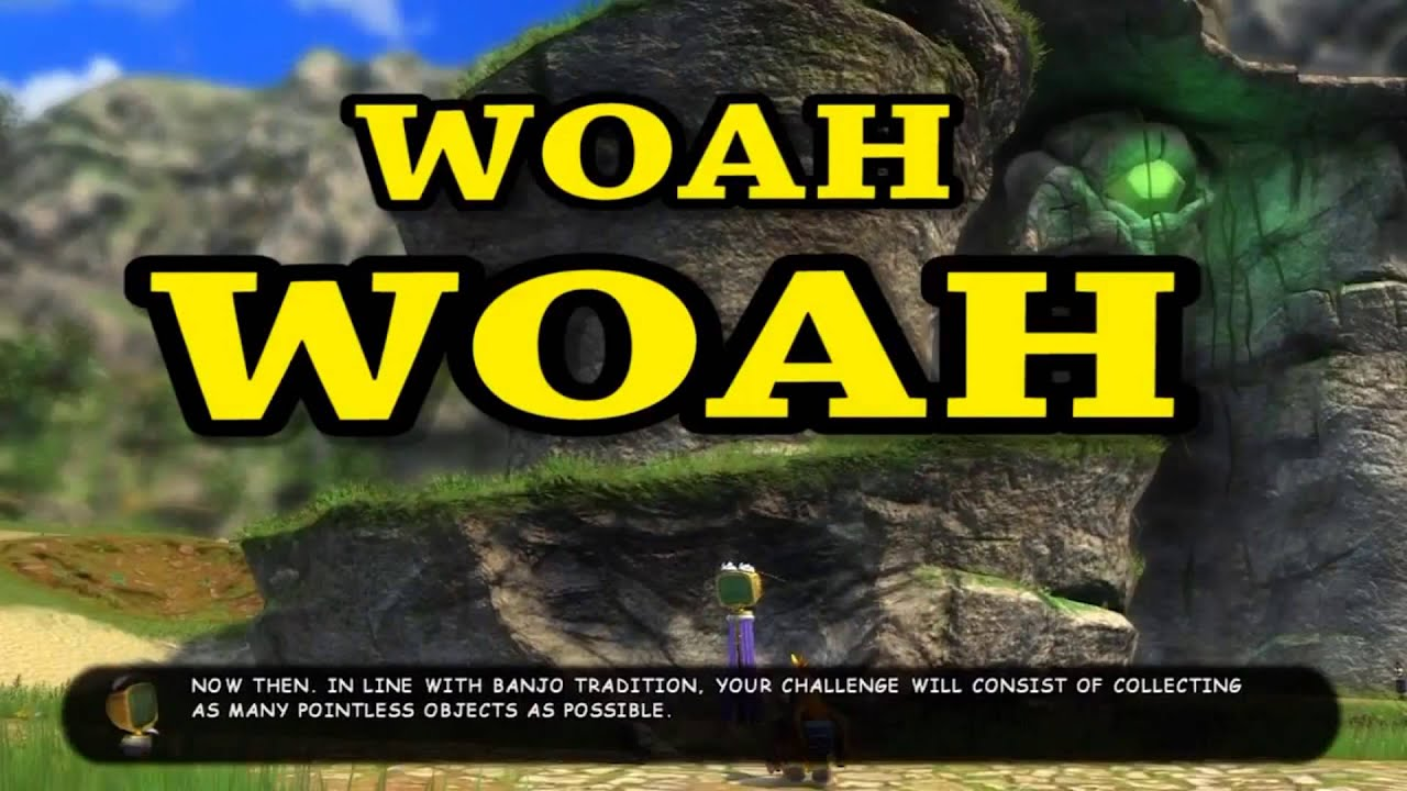 WOAH! HOLD ON A SECOND! - YouTube