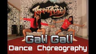 Gali Gali | KGF | Dance Choreography | Neha kakkar | Mouni Roy | Radiant Academy |Vivek Choreography