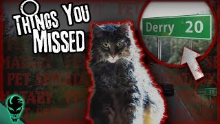 38 Things You Missed In Pet Sematary (2019)