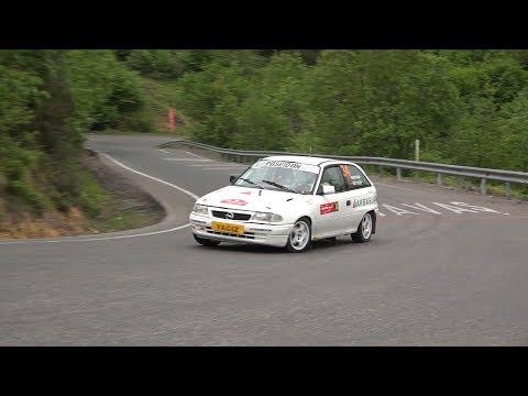 Yiğit Yalçın | Opel Astra GSI | 2019 Mapfre Tırmanma  Yarışı