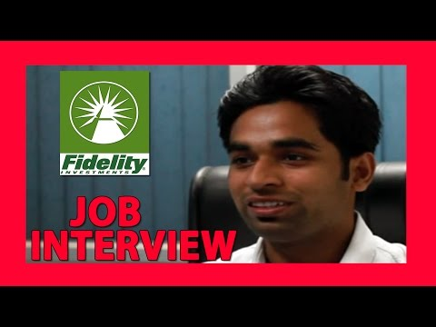 Job Interview questions and answers - Fildelity investment interview
