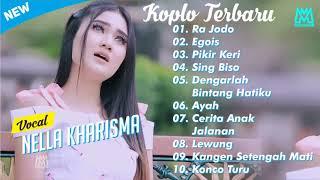Kompilasi Dangdut Koplo Terbaru 2018 - Nella Kharisma Full Album