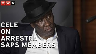 Police Minister Bheki Cele addressed the media on Wednesday in KwaZulu-Natal, where he tackled the issue of police officers forming the bulk of public servants who had been arrested for breaching nationwide lockdown regulations.  #CoronavirusSA #LockdownSA #SAPS