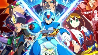 [PS4] Mega Man X Legacy Collection - ULTIMATE ARMOR X AND BLACK ZERO - MMX1 & MMX4 Master Save