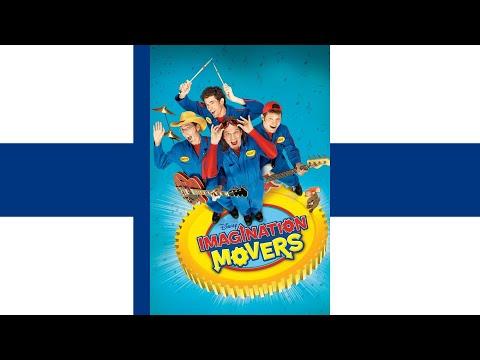 Imagination Movers I Am Energy (Suomalainen/Finnish, NTSC)