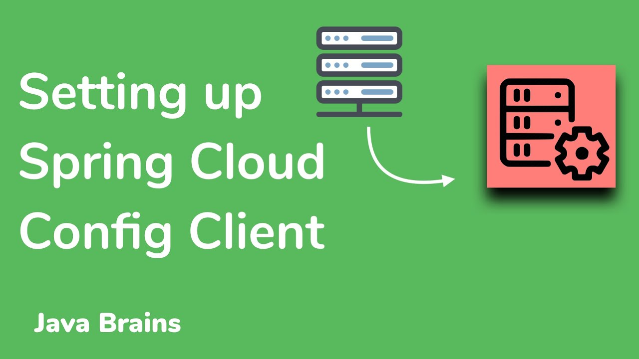 Setting Up Spring Cloud Config Client -  Microservice Configuration with Spring Boot [12]