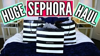 HUGE SEPHORA HAUL | 2016 HOLIDAY KITS | SEPHORA EARLY ACCESS EVENT