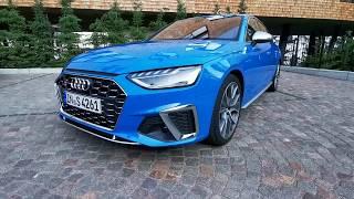 Premieră națională: Audi S4 TDI quattro 2019