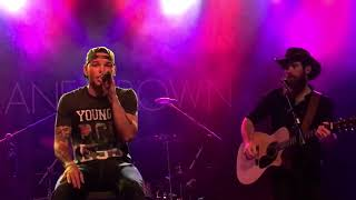 Kane Brown - Almost Home Craig Morgan Cover (LIVE)