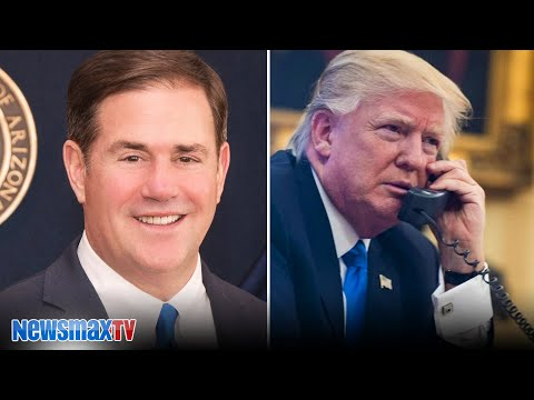 Did he rush to certify the vote? | Andy Biggs on Doug Ducey