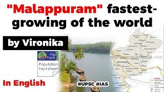 Kerala's Malappuram is world's fastest growing city, UN Population Division report key highlights