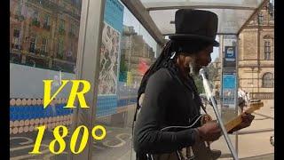 Vr180 Reggae Pandemic Song Busker Sheffield MP3