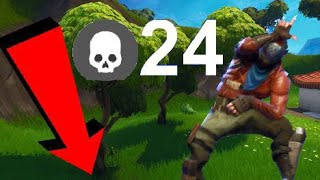 Fortnite Ground Glitch Loss 24/12 Kill Games