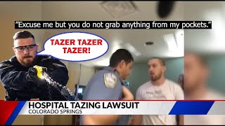 Colorado Springs Police Attack Veteran To Steal Cell Phone Without A Warrant