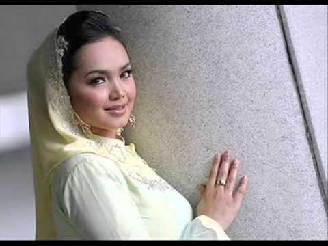 Siti Nurhaliza   Biarlah Rahsia Lyrics & HQ Audio