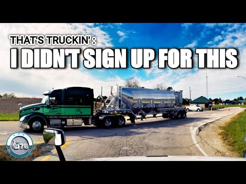 Communication In Trucking Is Trash | I Didn't Sign Up For This