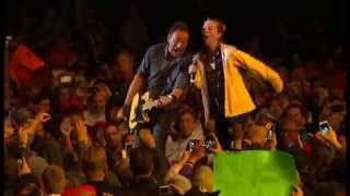 Darlington county - pro shot dallas - Bruce springsteen