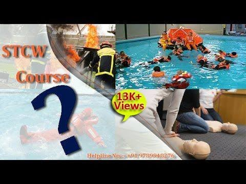 STCW Course (Hindi Version) Details ⚓