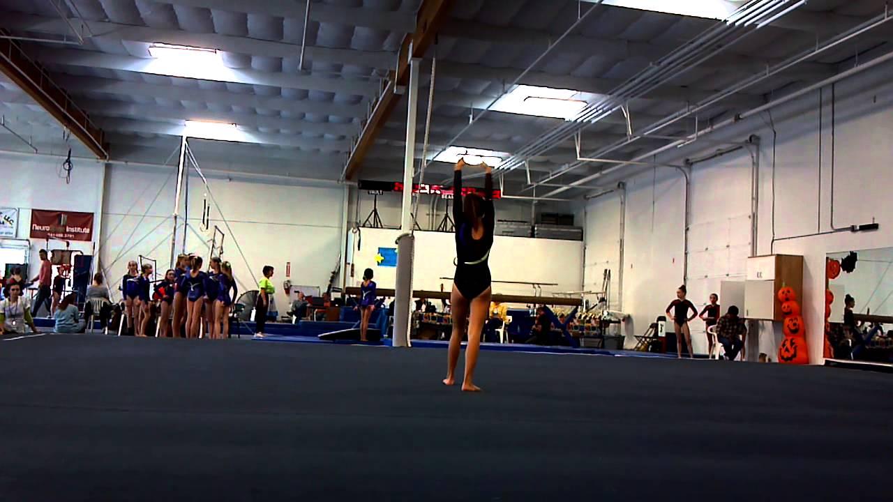 eugene gymnastics meet