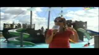 Reportaje Balneario Agua Blanca de Villa Hidalgo Jalisco
