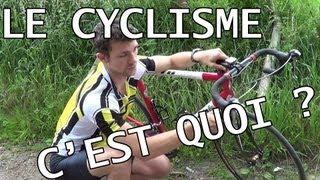 Le cyclisme, c'est quoi ? - Sportclap