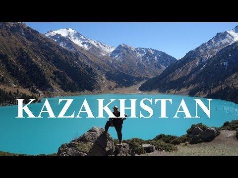 Kazakhstan (Big Almaty Lake, Natural Miracle) Part 6