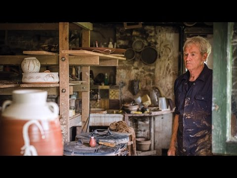 Clive Bowen 'Born, not made' - film about British slipware p