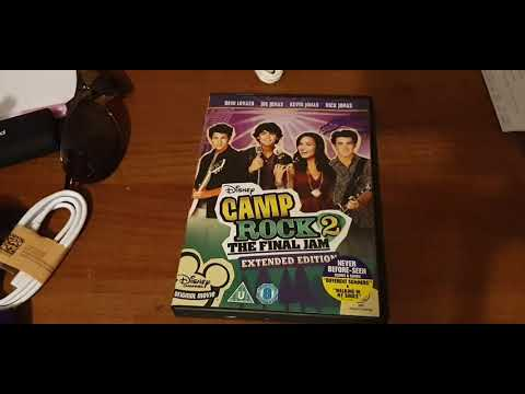 Camp rock 2 the final jam review