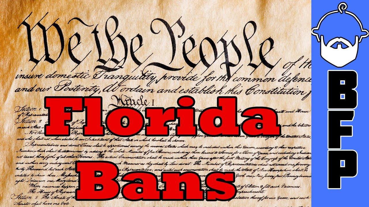 Florida Gun Bans Are Coming