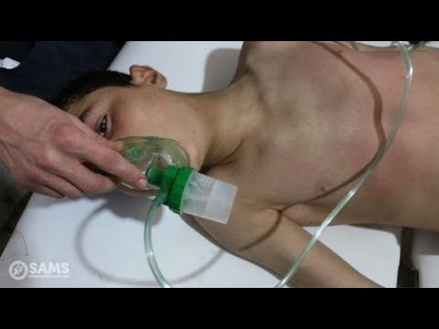 Russia's claim Britain staged Syrian chemical attack 'grotesque' | ITV News