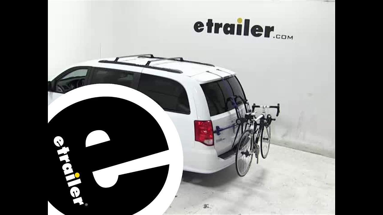 Thule Passage Trunk Mounted Bike Rack Review 2014 Dodge