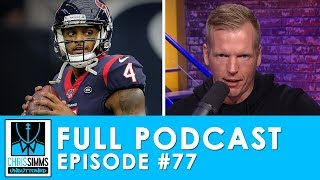 NFL Week 6 Picks: Watson vs Mahomes, 49ers' big opportunity | Chris Simms Unbuttoned (Ep. 77 FULL)