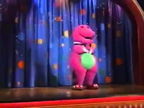 Barney's Talent Show (1996 Version) Part 4