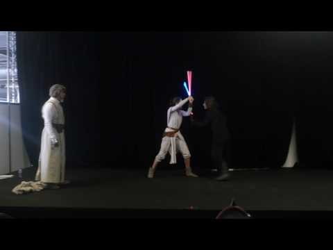 related image - Animasia 2016 - Concours Cosplay Samedi - 16a - Star Wars