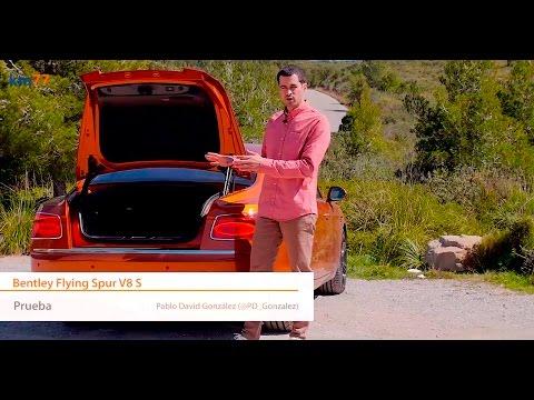 Bentley Flying Spur V8 S - Prueba (test) | km77.com