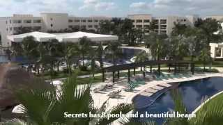Secrets Silversands Resort Riviera Maya Mexico