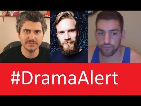 H3H3 Makes Joey Salads Confess #DramaAlert - PewDiePie - iDubbbz - Comedyshortsgamer - shane dawson