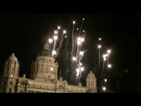 Liverpool Art on the Waterfront - Luminocity+ Part 1