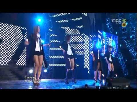 [ 111231 ] Hyorin & SoYou & HyoMin & SoYeon - Now.